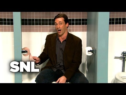 Jon Hamm's John Ham - Saturday Night Live
