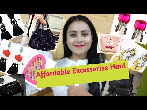 Huge Yea3 Haul/ Affordable Jewellery Haul/Aakanksha Kumar