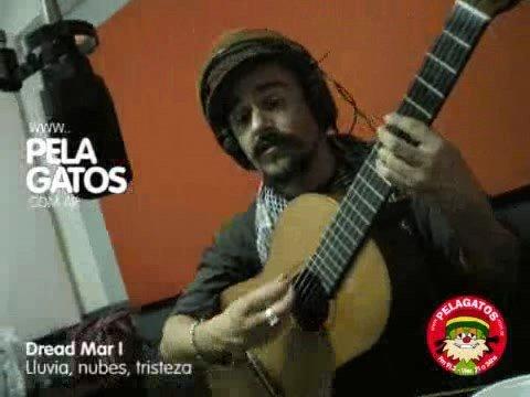 Dread Mar I - Reggae en PelaGatos - Lluvia, nubes, tristeza
