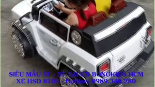 XE HƠI ĐIỆN CHO TRẺ EM HSD-8101 | WWW.BONGKIDS.COM