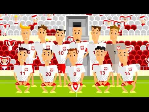 Diament Zespół - Ole Ole Trybuna Wrze - Euro 2016 (Hymn Reprezentacji Polski)(Official Video)