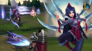 Focus sur Irelia | Gameplay - League of Legends