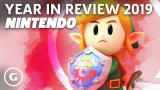 Nintendo Year In Review 2019