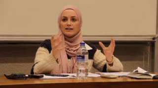 Actress and British journalist woman  convert to islam