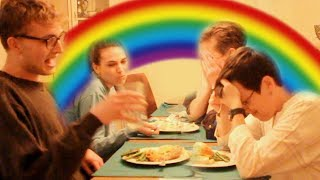 COMING OUT TO MY LESBIAN MOMS by : Andrew Lowe