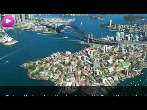 Sydney Harbour Bridge Wikipedia travel guide video. Created by Stupeflix.com