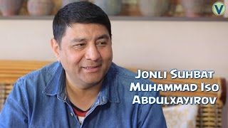 Jonli suhbat - Muhammad Iso 2016 | Жонли сухбат - Мухаммад Исо 2016