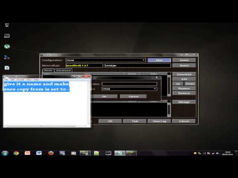 How to install a mod Using Magic Launcher (WORKING 2013) (1.4.7)