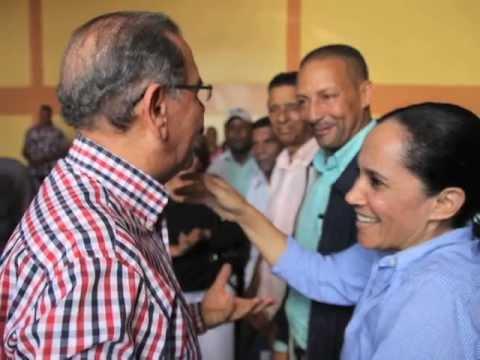 """Danilo Medina: """"Quiero que este país se convierta en un país de exportadores""""."""
