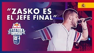 SWEET PAIN vs ZASKO MASTER - Final | Final Nacional España 2019