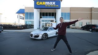 Taking my Audi R8 to CarMax:  How much will they offer?