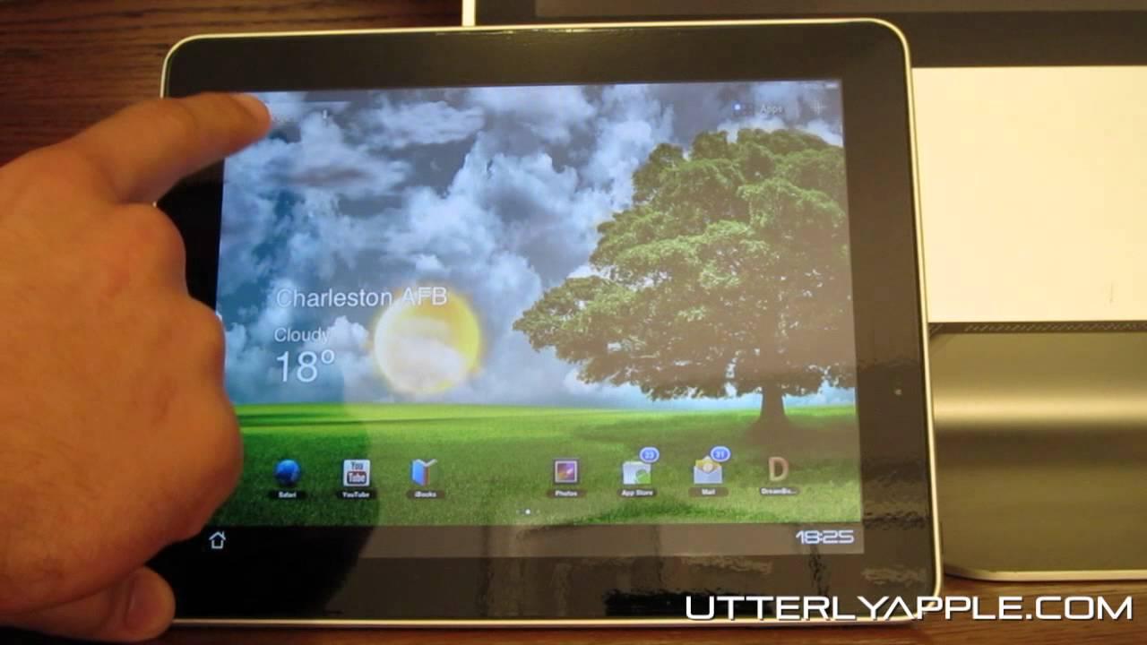 Android Dreamboard Ipad