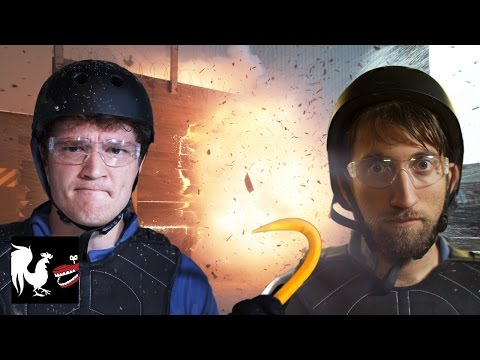 Immersion - Destructibles in Real Life | Rooster Teeth