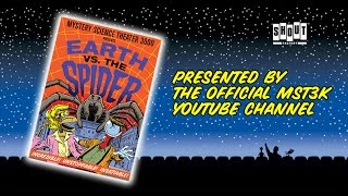 MST3K: Earth vs. the Spider (FULL MOVIE) - with Annotations