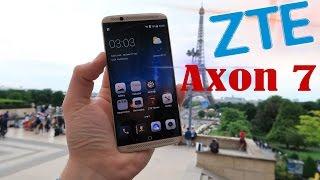 ZTE Axon 7 - Презентация в Париже