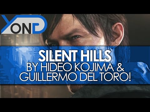 Silent Hills - Hideo Kojima Takes On Silent Hill with Guillermo Del Toro!