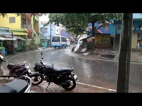 Rain Banagalore bettadasanapura