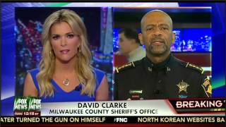 Sheriff David Clarke DESTROYS Al Sharpton and all Race Baiters