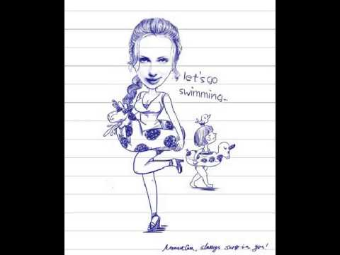 Scarlett Johansson Artist Version MomentCam Edits