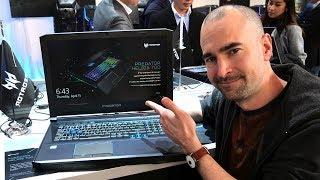 Acer Predator Helios 700, New Nitros & More!   2019 Gaming Laptops Hands-on