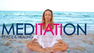 Week Two: Month of Meditation with Kino Yoga, Peace and Healing