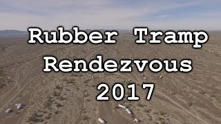 Rubber Tramp Rendezvous 2017 & Zombie Chasing
