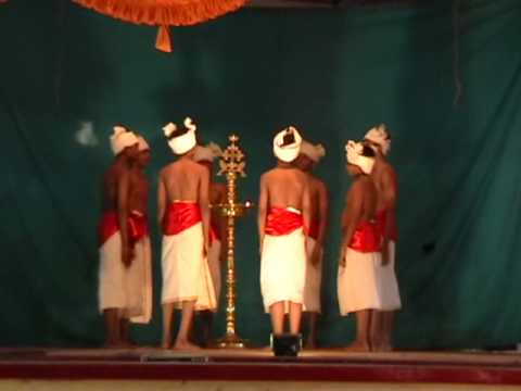 Margam Kali By Parel Church Boys, Chry - Nithin And Team video