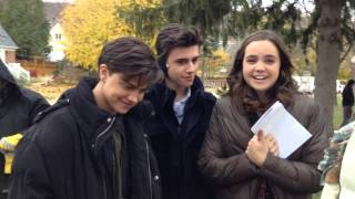 """Behind The Scenes: Filming """"Good Witch"""""""