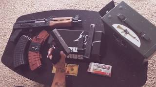 Taurus Pt111 Millennium G2 Review w/Extended 30rd Mag| Baby and AE