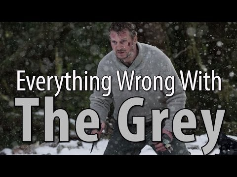 Everything Wrong With The Grey In 6 Minutes Or Less