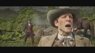 """RDR2 Stranger Stories: Jim """"Boy"""" Calloway. The Noblest Of Men, And A Woman (All Cutscenes)"""