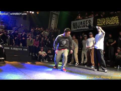 POPPING BEST4-1 | WINNERS CREW vs 129(win) | KOD KOREA 2013