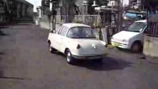 Mazda R360 runs.