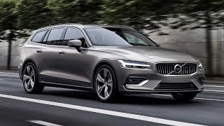 2019 Volvo V60 T5 FWD Momentum Review: Price, Specs & Features