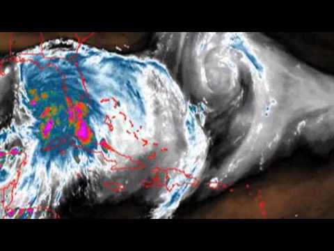 Tropical Storm Debby lashing Gulf Coast with winds, rain - Worldnews.