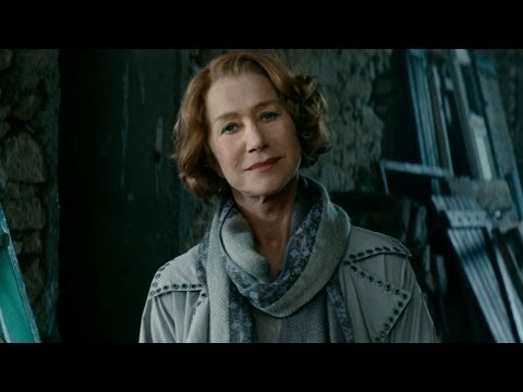 The Hundred-Foot Journey Trailer Official - Helen Mirren