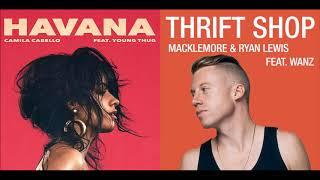 Thrift Shop in Havana (Mashup) - Camila Cabello & Young Thug & Macklemore & Ryan Lewis & Wanz