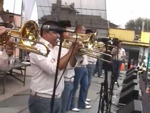 BANDA TIERRA SAGRADA EN SAN GREGORIO ATLAPULCO 2012 2° PARTE