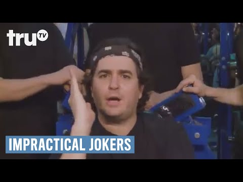 Impractical Jokers - Joe and Murr Teach Group Exercise Classes