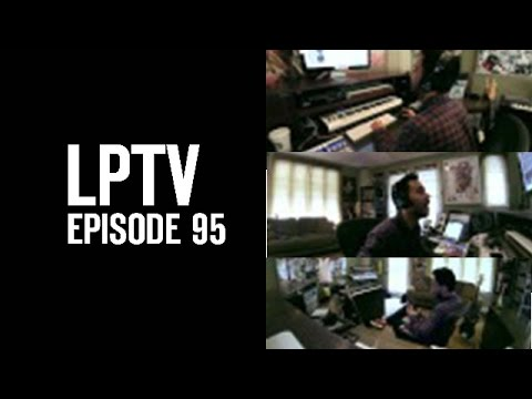 LPTV - Going Old School: The Guys Pass Out Flyers For Their Show