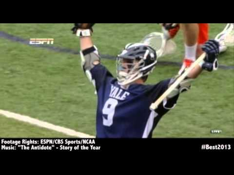 Best of College Lacrosse 2013