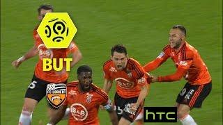 But Vincent LE GOFF (69') / FC Lorient - Girondins de Bordeaux (1-1) - / 2016-17