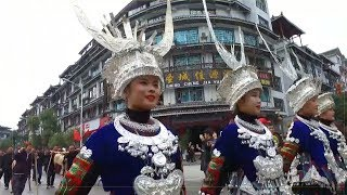 China's Miao people celebrate traditional new year