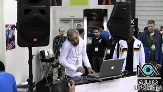 DJ Envy at NOX Audio - Consumer Electronics Show (CES) 2011