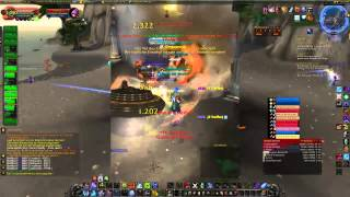 World of Warcraft DK Frost 5.1 PvP