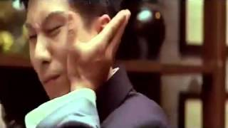 Ip Man 3 with Bruce Lee