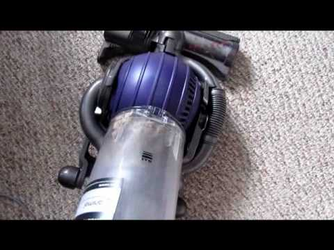 Dyson dc24 how to replace the brush bar motor how to for Dyson dc24 brush motor replacement