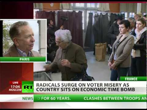 Choice for French? Radicals surge on voter misery
