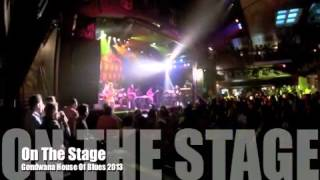 GONDWANA - On the Satage House Of Blues