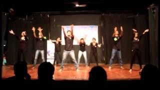 group dance on child labour